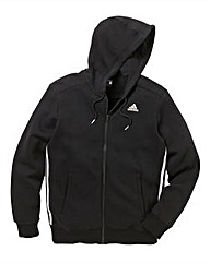 adidas Full Zip Hooded Tracktop