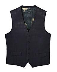 Black Label Jaquard Party Waistcoat R