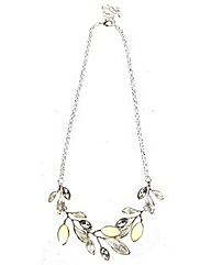 Multi Leaf Effect Necklace
