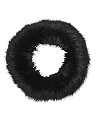Joanna Hope Faux-Fur Headband