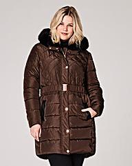 Premium Padded Longline Jacket