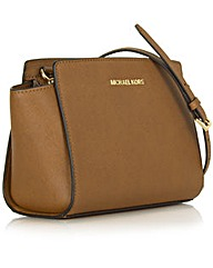 Michael Kors Selma Mid Messenger Bag