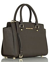 Michael Kors Selma MD TZ Satchel