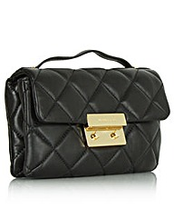 Michael Kors Sloan Quilted Messenger