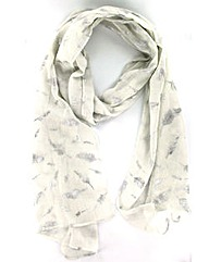 Feathers Scarf