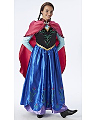Disney Frozen Adult Anna Costume