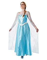 Disney Frozen Adult Elsa Costume