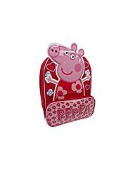 Peppa Pig Backpack - Pink.