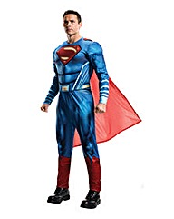 Adult Dawn Of Justice Superman Costume