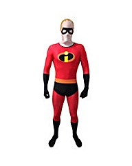 Mrs Incredible Adult Unisex Morphsuit