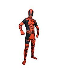 Deadpool Adult Unisex Morphsuit