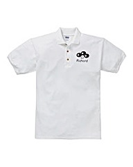Personalised Bowls Polo Shirt