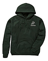 Personalised Horse Riding Hoodie