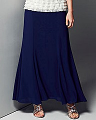 Nightingales Georgette Evening Skirt