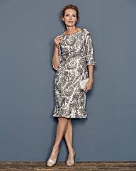 Nightingales Sequin Dress
