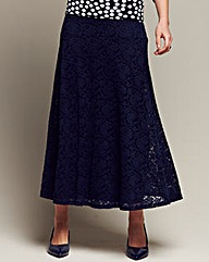 Nightingales Lace Skirt