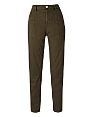 Slim Leg Chino Trousers - Regular