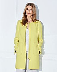 Nightingales Longline Tailored Jacket