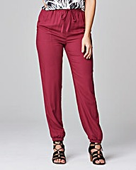Viscose Harem Joggers Regular