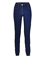 Simply Be 360°Fit Skinny Jeans Short