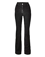 Simply Be 360°Fit Bootcut Jeans Regular