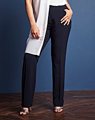 Straight Leg Trouser - Short