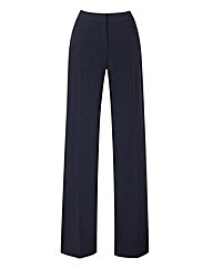 Wide-Leg Trousers Short