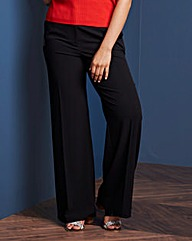 Wide-Leg Trousers Long