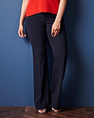 Mix And Match Bootcut Trousers Short