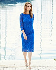 Nightingales Lace Dress