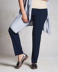 Modern Slim Leg Stretch Trouser - Short
