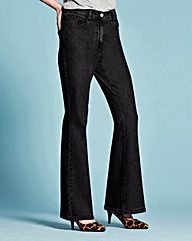 Kick Flare Jeans Regular