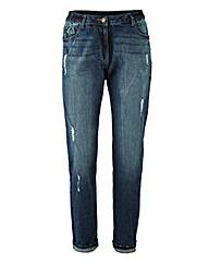 Simply Be Sadie Relaxed Skinny Jeans Reg