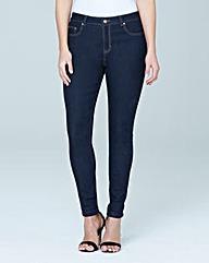 Skinny Jeans Short