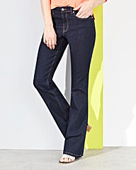 Simply Be Bootcut Jeans Regular