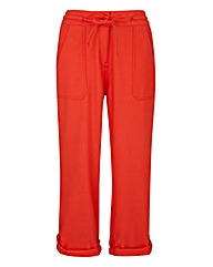 Fashion Linen Trousers Short