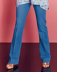 Simply Be Pixie Wide-Leg Jeans Long