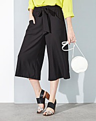 Tie Belted Culottes