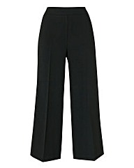 Tailored Wide Leg Crop Trouser