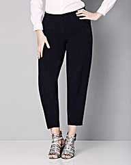 Tailored Slouch Peg Trouser - Regular