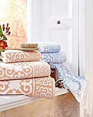Arabesque Hand Towel