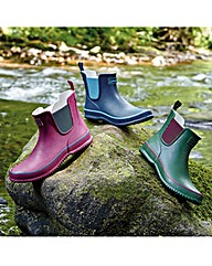 Short Wellies