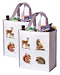 Countryside Shopper 2 Pack