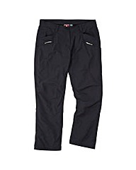 Tog24 Warm Womens Lined Trousers Regular