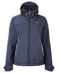 Tog24 Bergen Womens TCZ Softshell Jacket