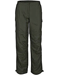 Trespass Curtis - Female Q/Dry Trousers
