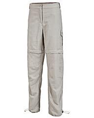 Trespass Curtis - Female Q/Dry Trousers