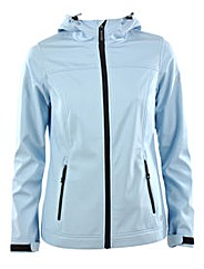 HI-TEC DERBY WOMENS SOFTSHELL JACKET