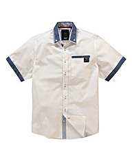 Hamnett Gold Peplow Shirt Reg Length