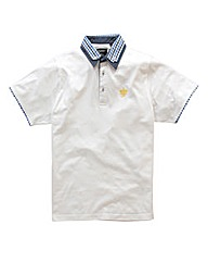 Hamnett Gold Echo Polo Regular